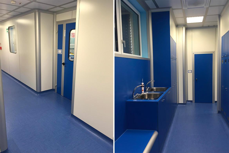 Gnosis laboratorio sterile pisticci dimensioni contract for Torino arreda contract